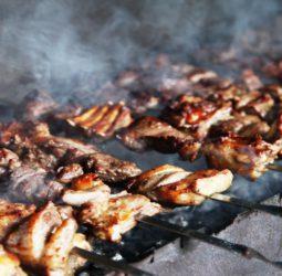 Gourmets in the Caucasus