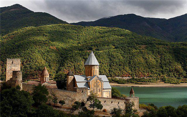 Gergeti Holy Trinity Church